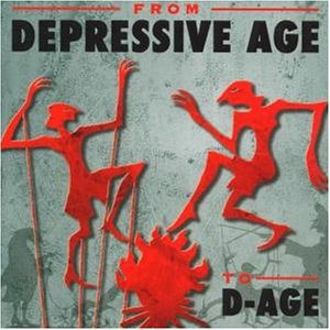 Depressive Age - From Depressive Age to D-Age cover art