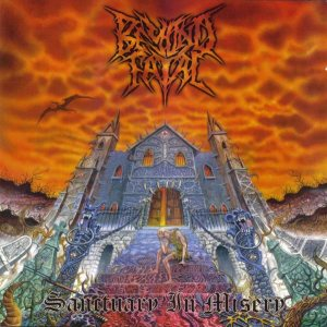 Beyond Fatal - Sanctuary in Misery cover art