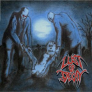 Lust Of Decay - Rest in Hell cover art