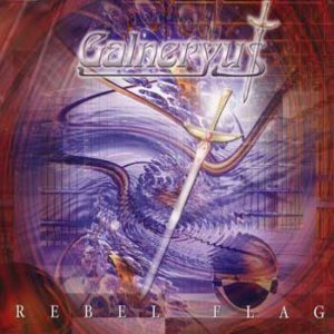 Galneryus - Rebel Flag cover art