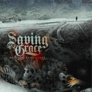 Saving Grace - Behind Enemy Lines cover art