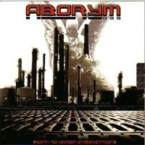 Aborym - With No Human Intervention cover art