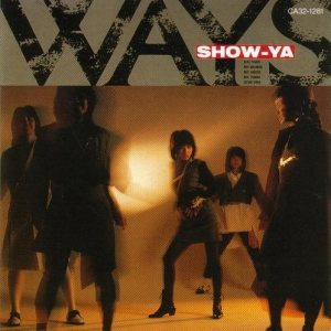 Show-Ya - Ways cover art