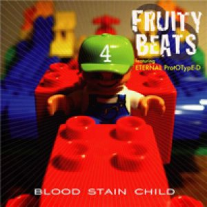 Blood Stain Child - Fruity Beats 4 cover art