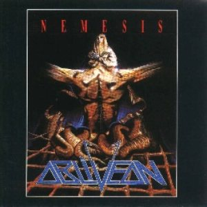 Obliveon - Nemesis cover art