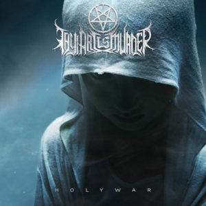 Thy Art Is Murder - Holy War cover art