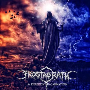 Frostagrath - A Defective Incarnation cover art