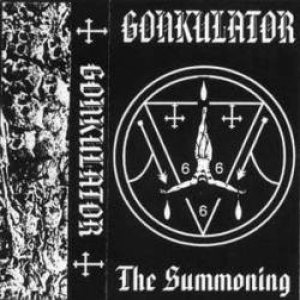 Gonkulator - The Summoning cover art