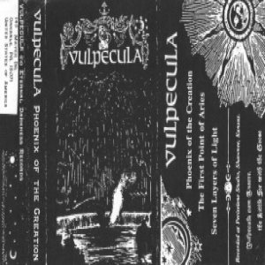 Vulpecula - Phoenix of the Creation cover art