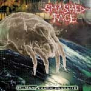 Smashed Face - Human: Earth Parasite cover art