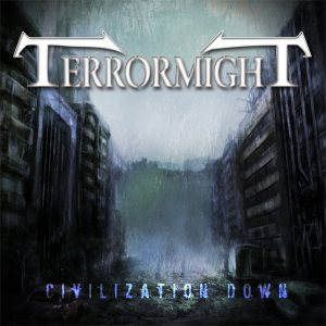 Terrormight - Civilization Down cover art