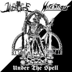 Witchtiger / Witchcurse - Under the Spell cover art