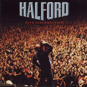 Halford - Live Insurrection cover art