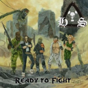 H.o.S. - Ready to Fight cover art