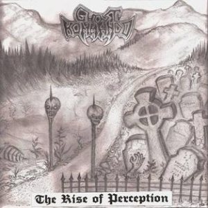 Ghost Kommando - The Rise of Perception cover art