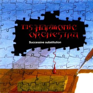 Disharmonic Orchestra - Successive Substitution cover art