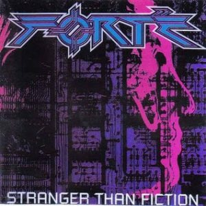 Forté - Stranger Than Fiction cover art
