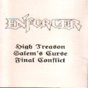 Enforcer - Enforcer cover art