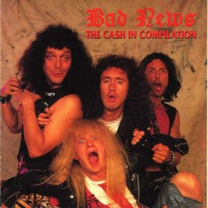 Bad News - The Cash in Compilation cover art