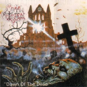 Mortal Mutilation - Dawn of the Dead cover art
