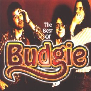 Budgie - The Best of Budgie cover art