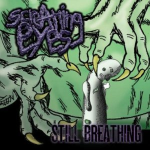Screaming Eyes - Still Breathing cover art