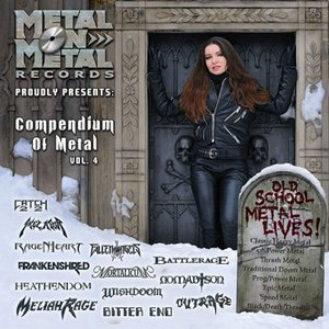 Frankenshred - Compendium of Metal Vol. 4