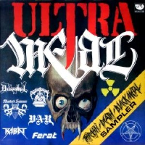 Debustrol - Ultra Metal cover art