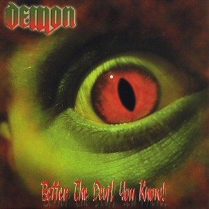 Demon - Better the Devil You Know cover art
