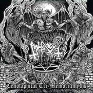 Abhorer - Cenotaphical Tri-Memoriumyths cover art