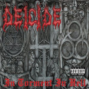 Deicide - In Torment in Hell cover art