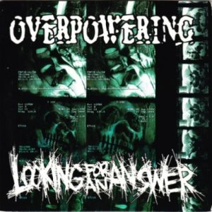 Looking for an Answer - Looking for an Answer / Overpowering cover art