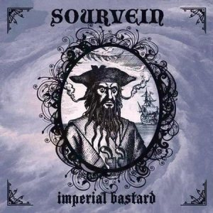 Sourvein - Imperial Bastard cover art
