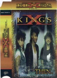 King's X - Then... cover art
