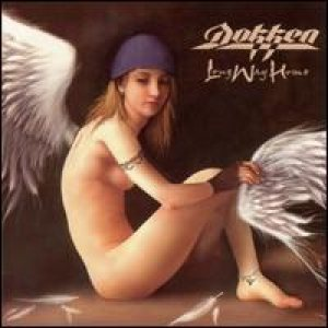 Dokken - Long Way Home cover art