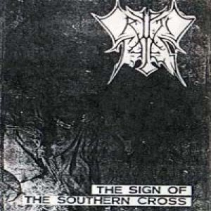 Cryptic Tales - The Sign of the Southern Cross cover art