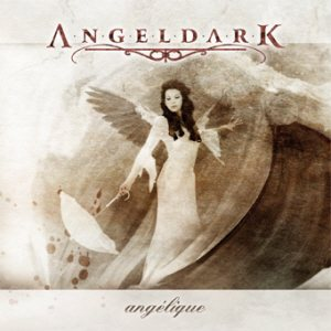 Angeldark - Angélique cover art