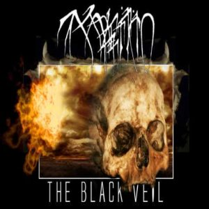 Maleficio - Under the Black Veil cover art