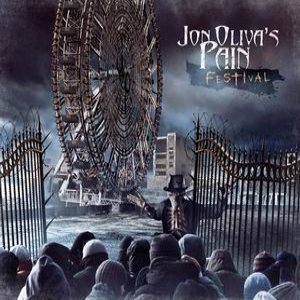Jon Oliva's Pain - Festival cover art