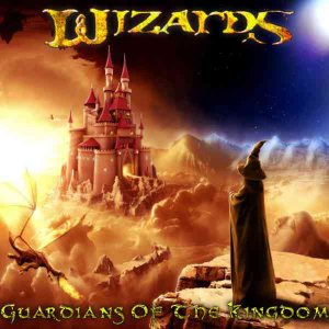 Wizards - Guardians of the Kingdom cover art