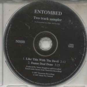 Entombed - Like This With the Devil cover art