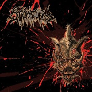 Stigmatuary - Promo CD 2013 cover art