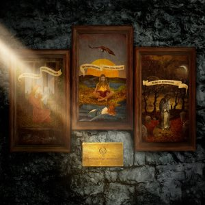 Opeth - Pale Communion cover art