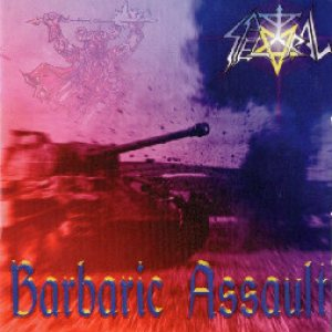 Spectral - Barbaric Assault cover art