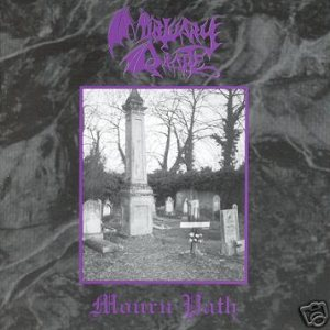 Mortuary Drape - Mourn Path cover art