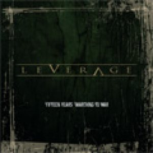 Leverage - Promotional CD-single cover art