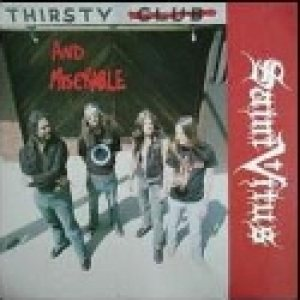 Saint Vitus - Thirsty and Miserable cover art