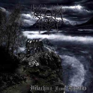 StormFrost - Detaching From Humans cover art