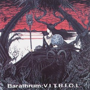 Absu - Barathrum V.I.T.R.I.O.L. cover art