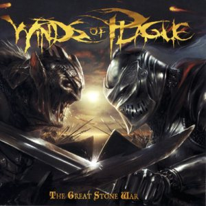 Winds of Plague - The Great Stone War cover art